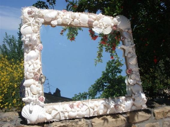 Forum il bagno dei miei sogni - Specchio con conchiglie ...